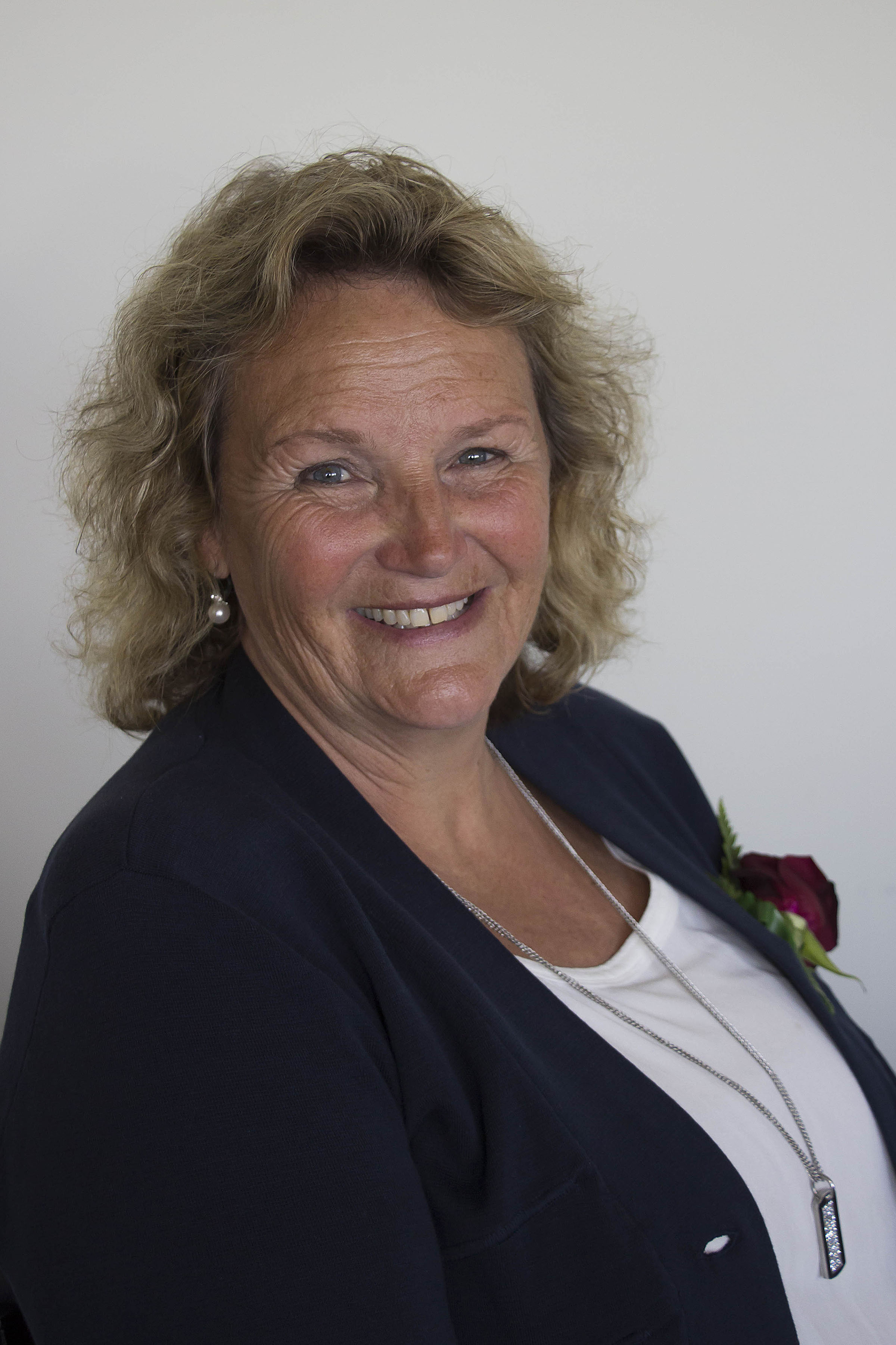 Deputy Mayor Helen Lash