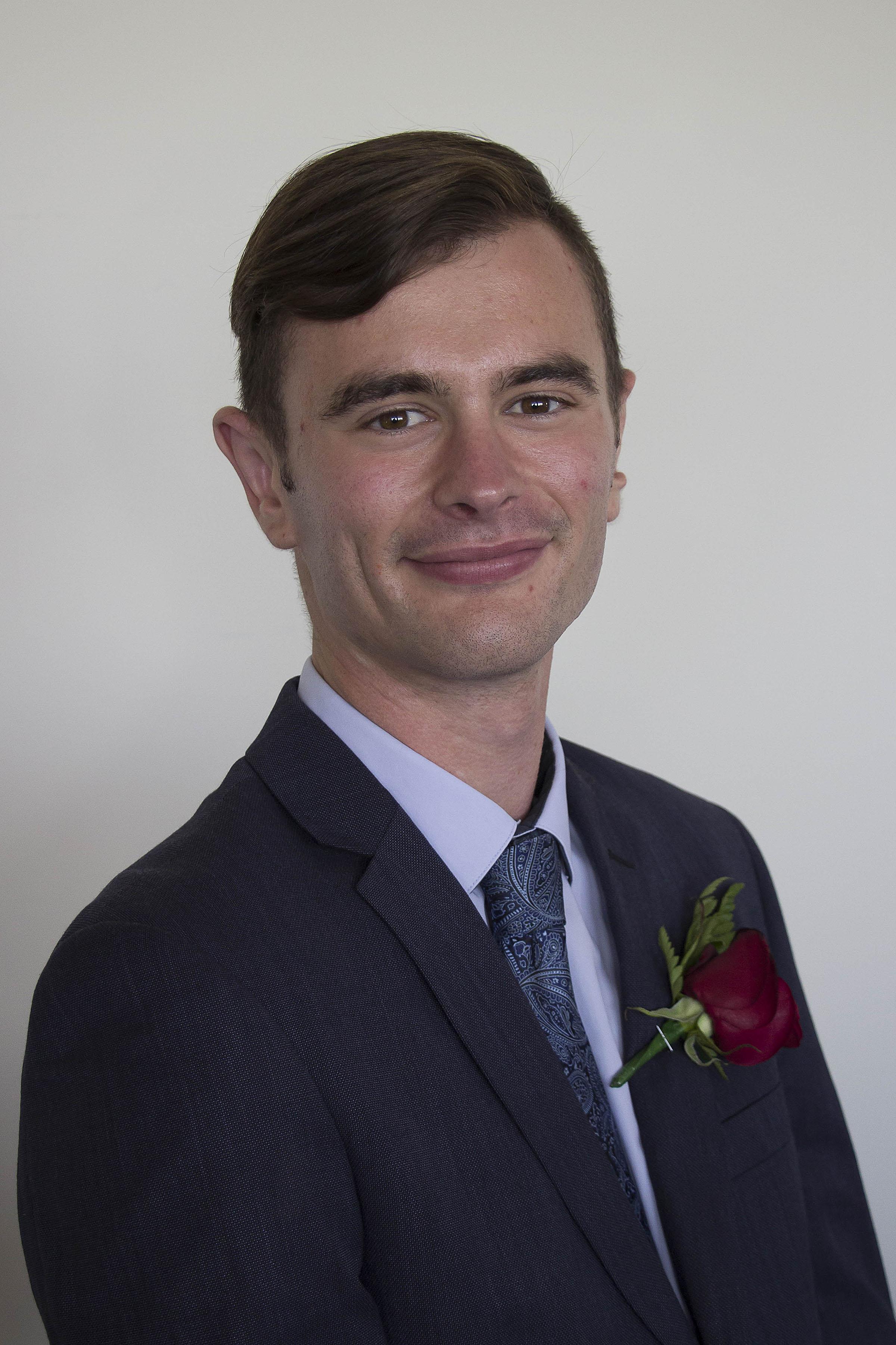 Deputy Mayor Latham Martin
