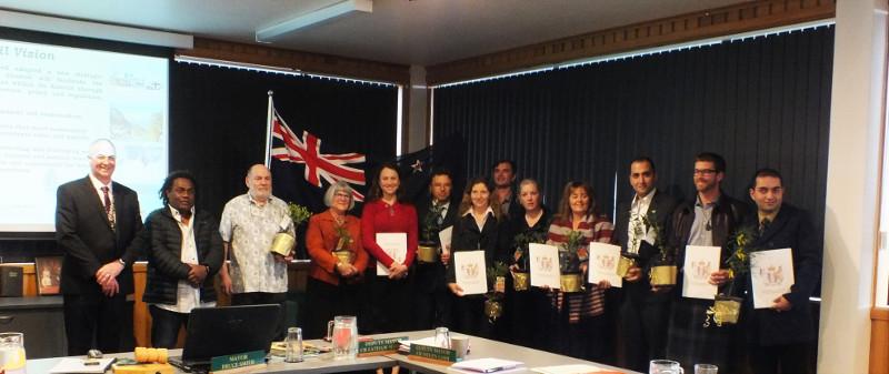 WDC Citizenship Ceremony