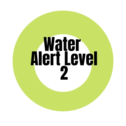 Water Alert Level 2