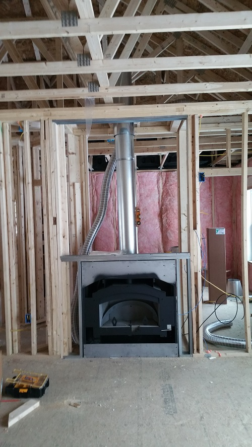 New online building consent system westland district council for Wood burning fireplace construction