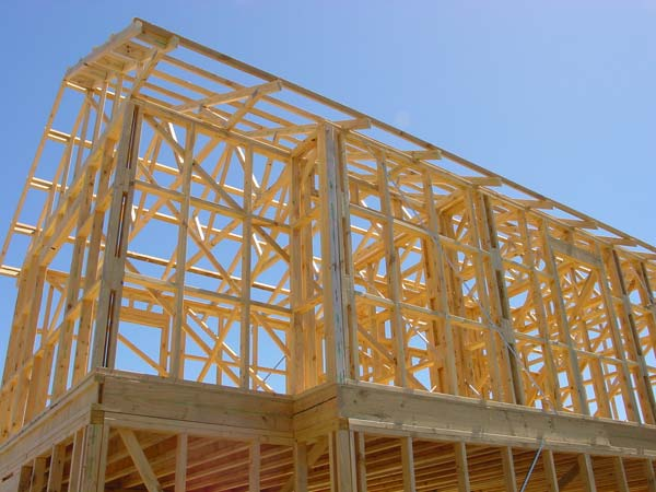 New online building consent system westland district council for Timber frame house construction